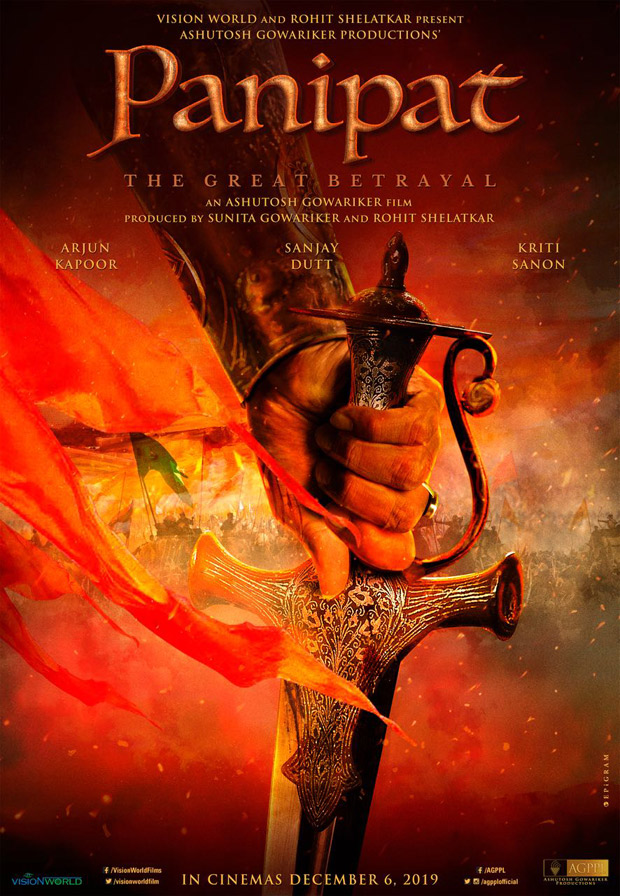 Arjun Kapoor, Sanjay Dutt and Kriti Sanon all set for Ashutosh Gowariker's 18th century battle film - Panipat