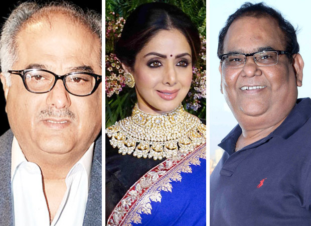 Boney Kapoor just can't stop crying, says Satish Kaushik as he reminisces over his time with the wonderful Sridevi