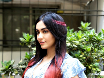 Adah Sharma looks like a Disney princess at an event in Bandra