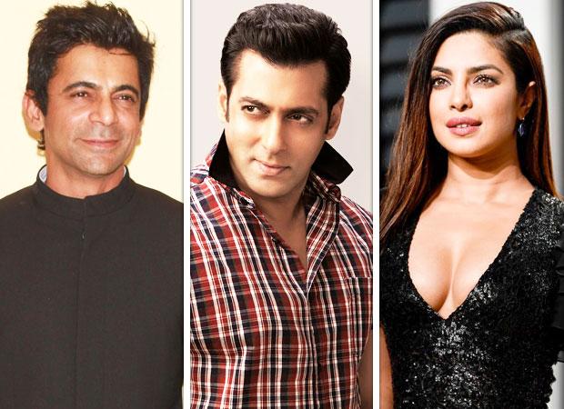 After Chhuriyaan, Sunil Grover bags Salman Khan - Priyanka Chopra starrer Bharat