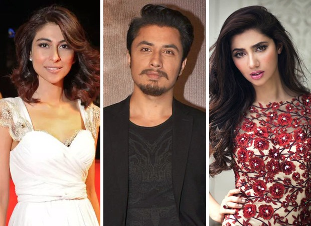 After Meesha Shafi accuses Ali Zafar of sexual harassment, many women speak out against him including Mahira Khan