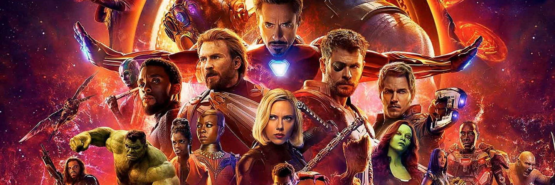 Avengers: Infinity War (English)
