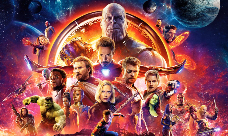 Avengers Infinity War Movie Review Image