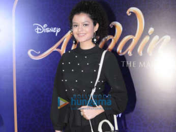 Celebs grace the Disney Alladin Book My Show event