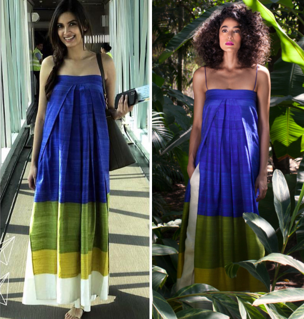 Summer never looked so good, courtesy Diana Penty and her breezy travel style!