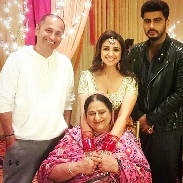 Features, Namaste England, Arjun Kapoor, Parineeti Chopra , Sandeep Aur Pinky Faraar , Vipul Shah, Instagram, Akshay Kumar, Katrina Kaif, Pen Movies, Reliance Entertainment , Blockbuster Movie Entertainers