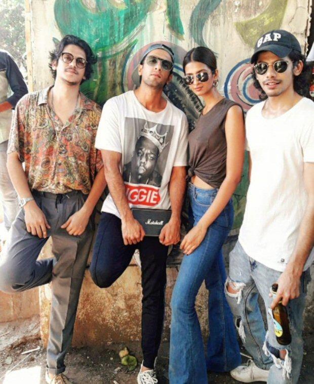 WATCH: Ranveer Singh wraps up Zoya Akhtar's Gully Boy with a crazy on set celebration
