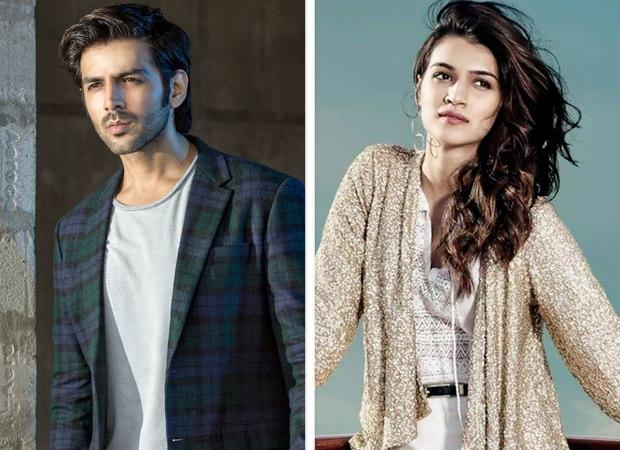 BREAKING! Kartik Aaryan to ROMANCE Kriti Sanon in Dinesh Vijan's next?