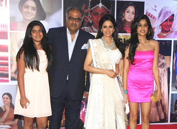 Late Sridevi receives National Award for her last film MOM and her family has a heartfelt message for it