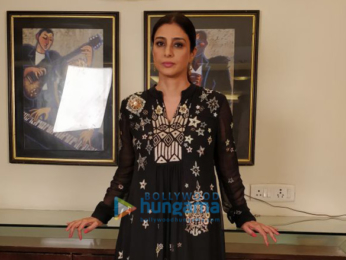Manoj Bajpayee and Tabu snapped promoting their film Missing