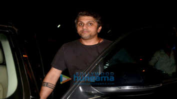 Mohit Suri and Udita Goswami snapped at Le Sutra, Khar