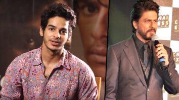 SRK is my FAVOURITE Khan Ishan Khattar RAPID FIRE
