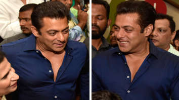 Salman Khan does charity for kids straight after jail