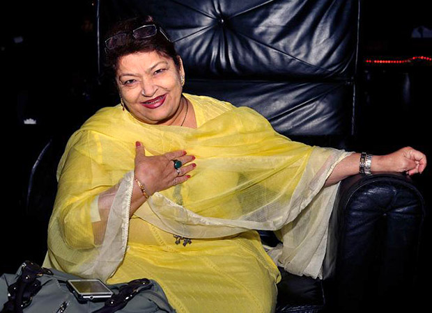Saroj Khan DEFENDS casting couch and compares it to RAPE