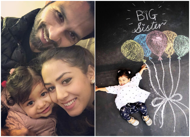 Shahid Kapoor announces Mira Rajput's pregnancy with the cutest photo of Misha Kapoor