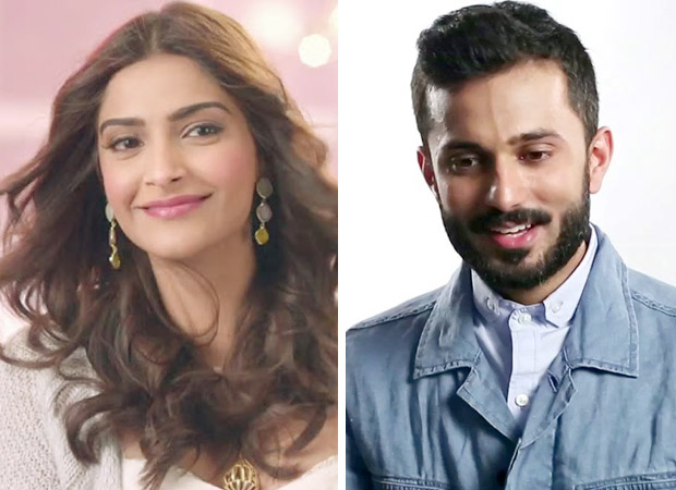 Sonam Kapoor finally accepts Anand Ahuja as her PARTNER, shares a video from their personal chat!