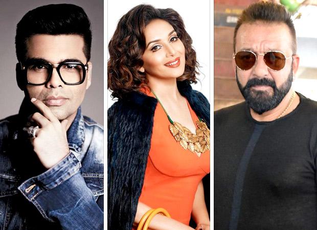 The INSIDE STORY on how Karan Johar convinced Madhuri Dixit & Sanjay Dutt to work together