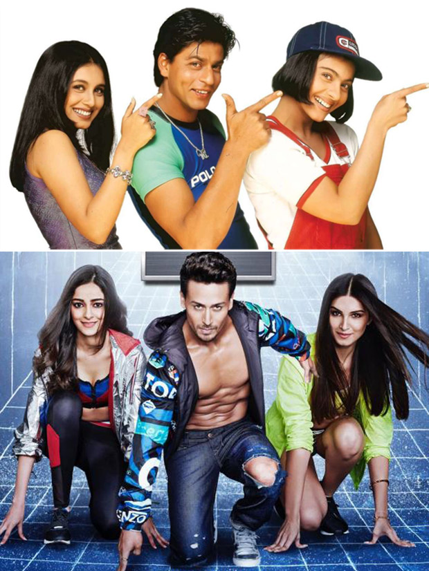 Tiger as Rahul, Tara as Tina and Ananya as Anjali: Is Student Of The Year 2 the Kuch Kuch Hota Hai for the gen next?
