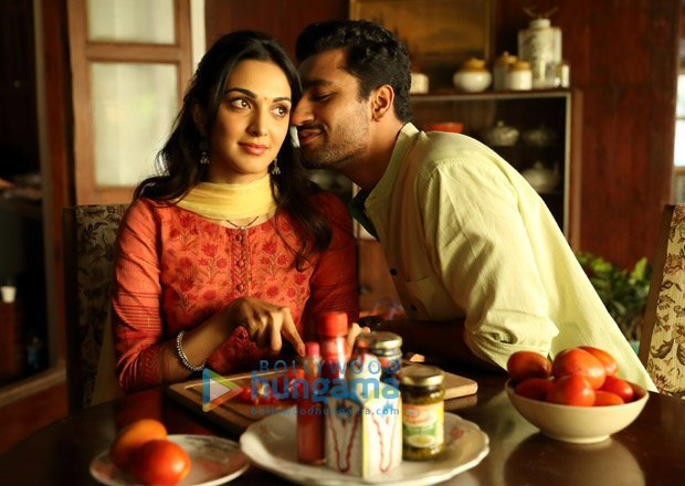 EXCLUSIVE PHOTOS: Vicky Kaushal and Kiara Advani look much in love in Lust Stories
