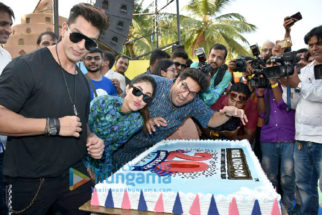 Water Kingdom's 20th anniversary with cast of 3 Dev- Karan Singh Grover, Kunaal Roy Kapur and others