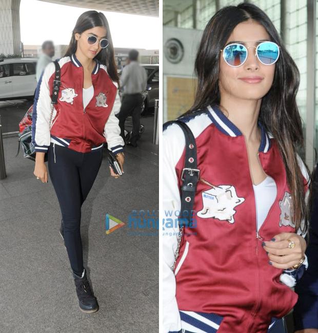 Weekly Airport Style - Pooja Hegde