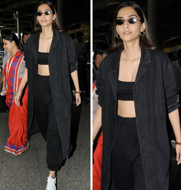 Weekly Airport Style - Sonam Kapoor