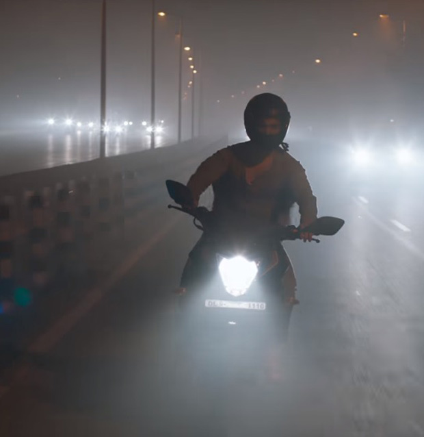 When Varun Dhawan took a bike ride for 3 hours continuously