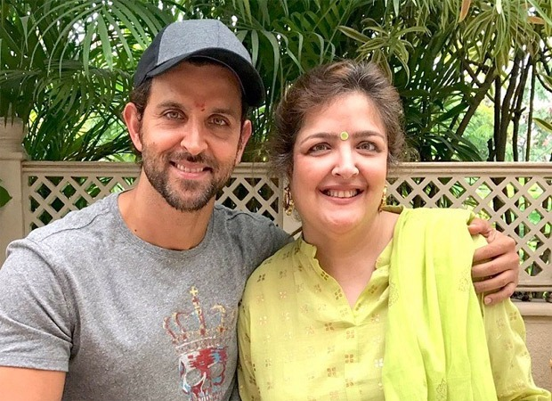 Hrithik Roshan gives shoutout to his sister Sunaina Roshan for opening up about her struggles