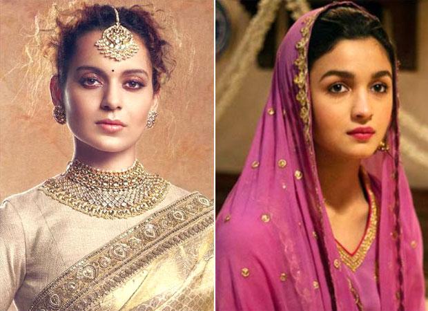 """""""Its Alia's world and we are just living in it""""- Kangana Ranaut praises Alia Bhatt's performance in Raazi"""