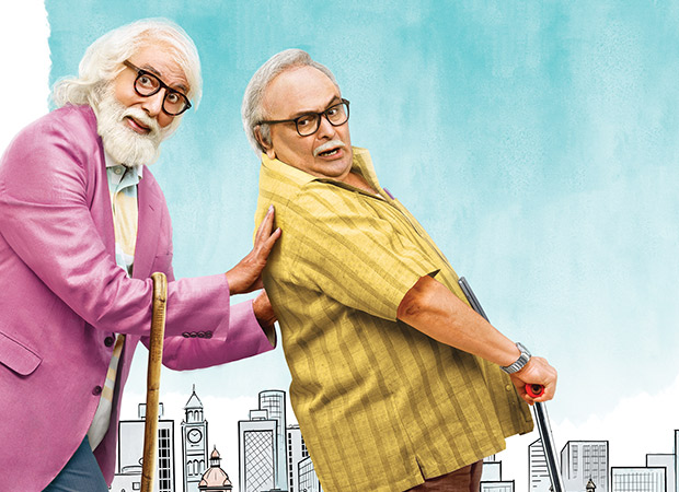 Amitabh Bachchan and Rishi Kapoor starrer 102 Not Out to be screened at Rashtrapati Bhavan