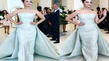 Aishwarya Cannes 2018