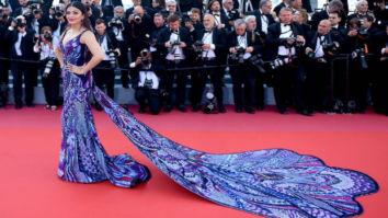 Aishwarya Rai Bachchan makes heads turn at Cannes 2018