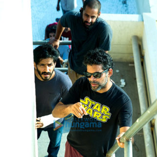 On The Sets Of The Movie Bhavesh Joshi Superhero