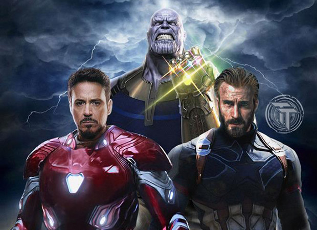 Box Office Avengers - Infinity War enters Rs. 200 Crore Club