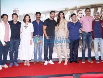 Celebs grace the trailer launch of Parmanu: The Story of Pokhran