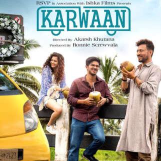 First Look Of The Movie Karwaan