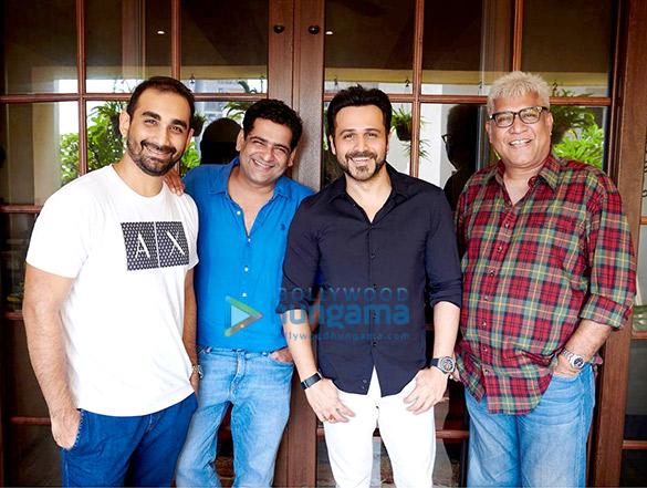 On The Sets Of The Movie Kunal Deshmukh - Emraan Hashmi Next