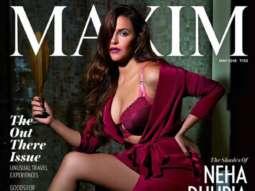 Neha Dhupia On The Cover Of Maxim