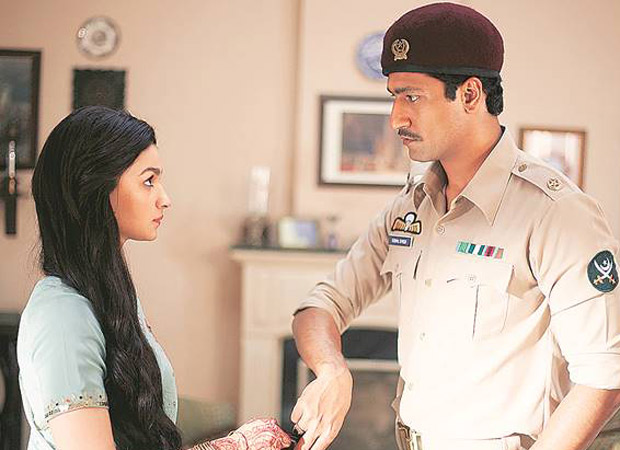 Why were Pakistani army officers shown so dumb in Raazi?