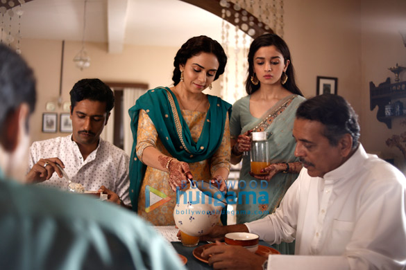 Movie Stills Of The Movie Raazi