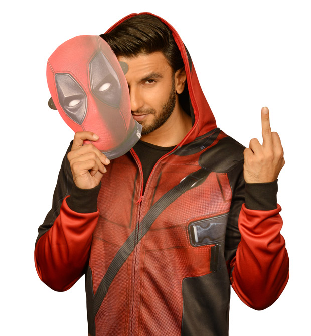 Ranveer Singh lends his voice to Ryan Reynolds in Hindi version of Deadpool 2