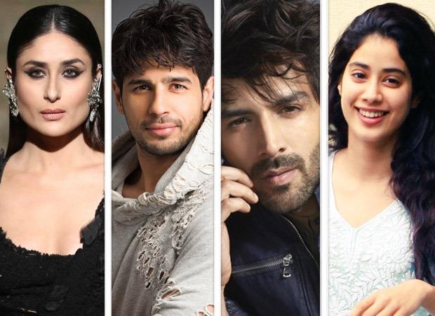 SCOOP Karan Johar REPLACES Sidharth Malhotra opposite Kareena Kapoor, ropes in Janhvi Kapoor & Kartik Aaryan