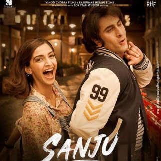 First Look Of Sanju