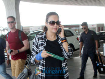 Salman Khan, Aishwarya Rai Bachchan, Jacqueline Fernandez and others snapped at the airport