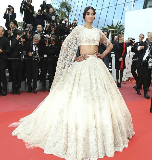 Sonam Kapoor Cannes 2018 (1)