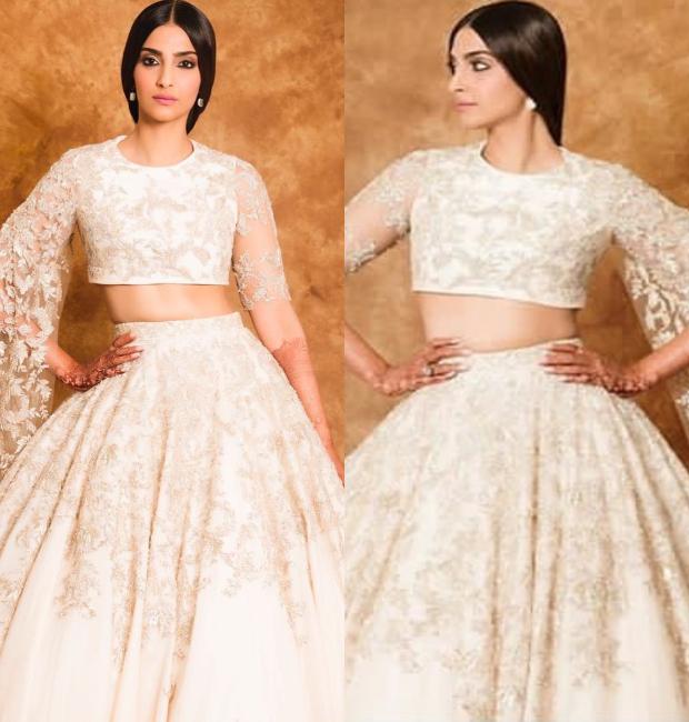Sonam Kapoor Cannes 2018