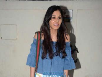 pooja chopra spotted at PVR, Juhu