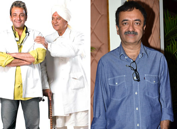 """""""The reason why Sunil Dutt said yes to Munna Bhai was because he wanted to work with his son"""" - Rajkumar Hirani"""