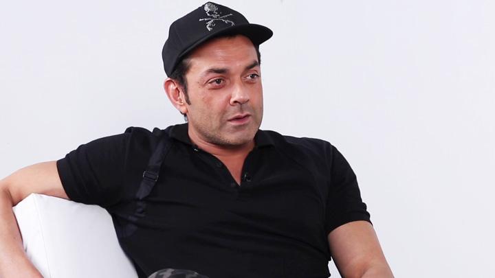 "Bobby Deol ""Salman Khan is like a ROCK, uspe dhup ka asar nahi hota"" Race 3"