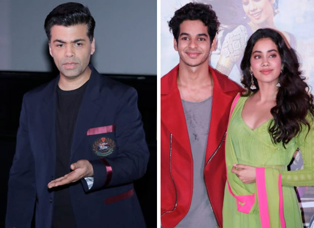 Dhadak Trailer: Here's what Karan Johar has to say about nepotism and launching Ishaan Khatter and Janhvi Kapoor
